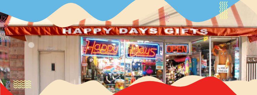 Happy Days Store Front Deadwood 3