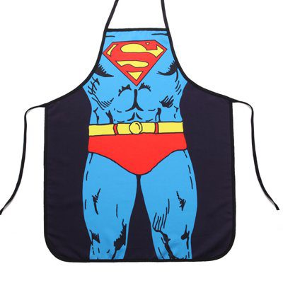 Superman and other Super Hero Fun Gifts